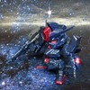 RX-99(AFX-9000) ネオガンダム1号機&2号機【ガシャポン戦士next リペイント】