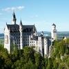 【ドイツ旅行記】フュッセンへ古城を巡る(ホーエンシュバンガウ城とノイシュバンシュタイン城見学)