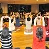 【DeNA×ミクシィグループ】渋谷から健康の輪を!ヨガ&ヘルシーフードの交流会