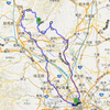 Going Route 66 (ただし栃木県道). 春の桜ルート