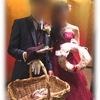 S様ご親戚結婚式〜*リースブーケ*〜 (鹿児島県霧島市プリザーブドフラワー・霧島市プリザーブドフラワーウェディングブーケのハートローズ)