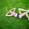 小さく動かす体幹トレーニング!