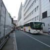 【飛鳥Ⅱ 2016】送迎バスで鶴屋から八代外港へ送ってもらう[1日目-1]
