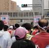 圧巻のコースと最高の声援で自己ベスト達成!の東京マラソン2014