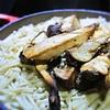 えのき入り松茸ご飯