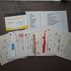 3日間で絵葉書200枚を世界中へ送った話 その1