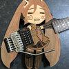 機材整理のため【はちゅねミク】仕様の痛ギターがヤフオクに売りに出される的な話【痛ギターまとめ】
