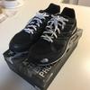 靴紐を黒に交換しただけでオシャレに生まれ変わるノースフェイス・ウルトラトレイルスピード
