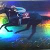 芸術品のような美しい競馬のトレーディングカードですが非常にコンプリートの難しいパラレル版がたくさんある高級版トレカ made in usa Dream Vision「The Victory 1999」