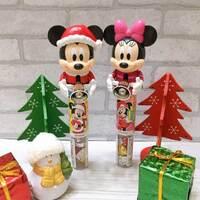 ジングルベール♪一緒にベルを鳴らして歌っちゃおう♡ミッキー&ミニーのリンガーベルチョコ