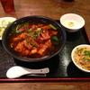 【今週のラーメン1316】 青蓮 (東京・田町) マーボー麺・Cセットメニュー