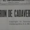 映画『獣人ゴリラ男』(1956年 メキシコ)