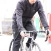 ロードバイクの冬用サイクルジャージにArc'teryxのArgus Jacketを購入