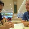 台風被害にあったイギリス人の友達にインタビューしました。