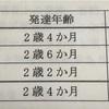 息子の発達について②発達検査の結果 公開!