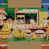 【あつ森】可愛いすぎるナチュラルで温かいビスケット島【島レポ】
