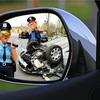 令和2年2月22日大安の日に、車をぶつけられる