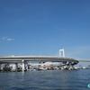 レインボーブリッジとお台場 《#2》 ― ループ橋 ―