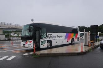 大阪→松本間高速バス乗車記(大阪梅田8:00→松本BT13:50)特急列車日本縦断6