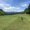 今日は、梅雨の晴れ間の良い天気の中、ゴルフを楽しみました。
