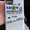 オリジナル携帯カバーが届きました。