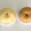 今年の初物・梨を食べました