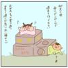 猫のお楽しみボックス(穴)
