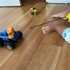 次男1歳ココイチカー