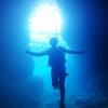 ♪冬将軍到来の前に恩納村・青の洞窟ファンダイビング♪〜沖縄ファンダイビング〜