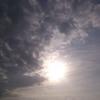2016年10月5日(水)7:07分の空