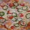 ピザ&冬のガーデニング
