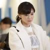 ドラマ「奪い愛、冬」の6話に登場する倉科カナ ピアス着用衣装