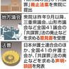 「共謀罪」法施行1年 廃止求める動き続く - 東京新聞(2018年7月11日)