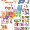 プリキュア声優さん出身地一覧2018年最新版。HUGっと!プリキュア3人(引坂理絵さん、本泉莉奈さん、小倉唯さん)追加