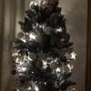 六太とクリスマスツリー