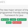 JUnit5 Jupiter による Parameterized Test の使い方