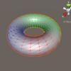 【Unity】頂点カラーをSceneビューで可視化する