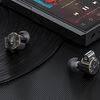 【HiFiGOニュース】フルDLC振動板を採用した最新のシングルDD IEM「FiiO FD3」登場