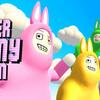 「Super Bunny Man」韓国のゲーム実況で話題のスーパーバニーマンのやり方