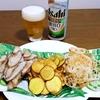 おやつに☆ビールのおつまみに☆給食の根菜チップス☆