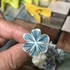 つまみ細工  紫陽花  万華鏡を作る。