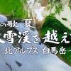 思い出の白馬岳 ~ NHKTV「小さな旅:大雪原を超えて~北アルプス白馬岳~」をみて、26年前の白馬登山を懐かしく想起しました。