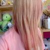 【自粛期間】約2ヶ月、放置され色落ちしたあたしの髪ww