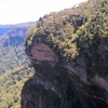 シドニーから電車で行く世界遺産ブルーマウンテンズの絶景スポット!【ウェントワースの滝(Wentworth Falls)】