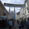 オーストリアのチョコレート祭りに行ってきた