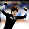 小平、2種目で日本新 スピードスケート世界スプリント