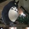 伊豆高原のテディベアミュージアムでトトロに出会った。