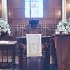 コロナウイルスの影響で結婚式も中止に。