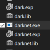 darknetをWindowsでビルドしてYOLOv3をPythonで使用する。
