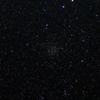 「散開星団NGC7789」の撮影 2021年7月23日(機材:コ・ボーグ36ED、スリムフラットナー1.1×DG、E-PL5、ポラリエ)